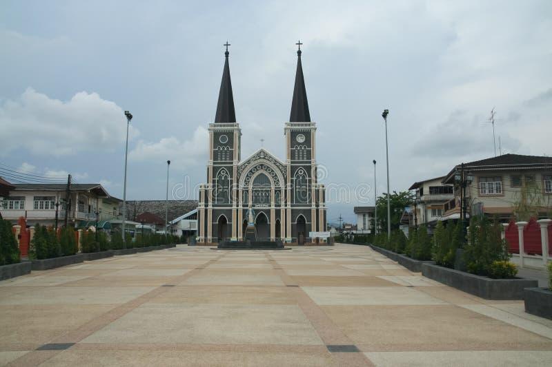 Catedral de la iglesia de la Inmaculada Concepción fotos de archivo