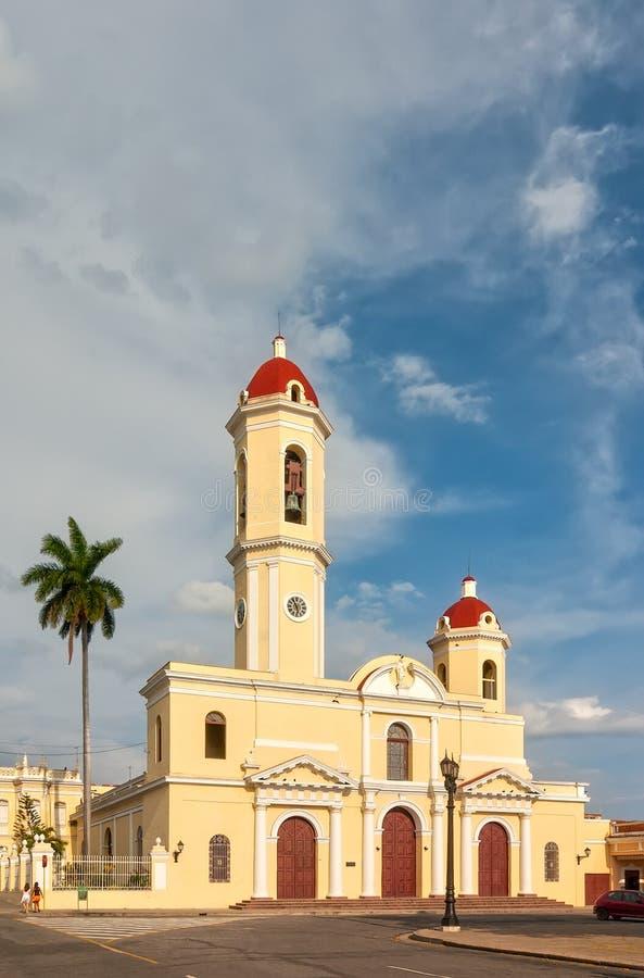 Catedral de la Inmaculada Concepción foto de archivo libre de regalías