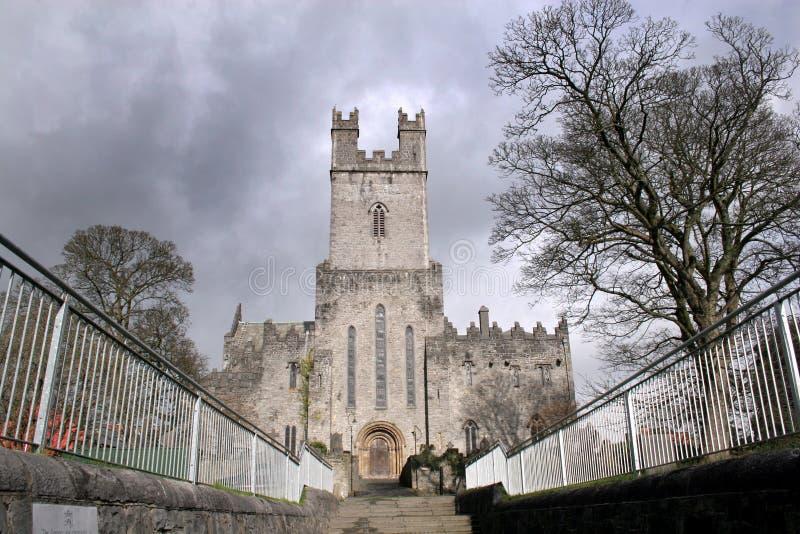 Catedral de la quintilla imagen de archivo libre de regalías