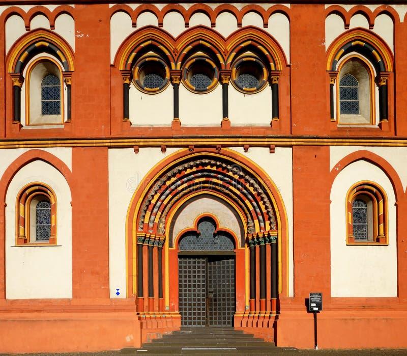 Catedral de Limburgo foto de stock