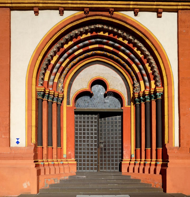 Catedral de Limburgo imagens de stock royalty free