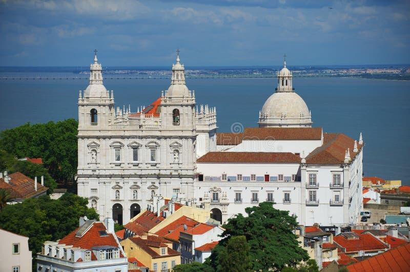 Catedral de Lisboa fotos de archivo libres de regalías