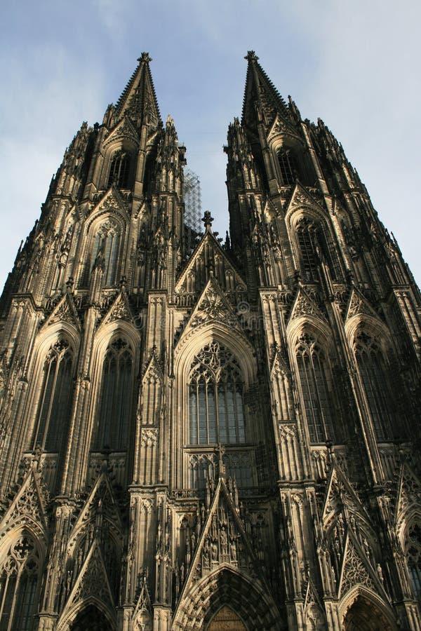 Catedral de los Dom imagenes de archivo