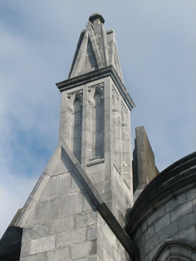 Catedral de Nelson, Nova Zelândia foto de stock
