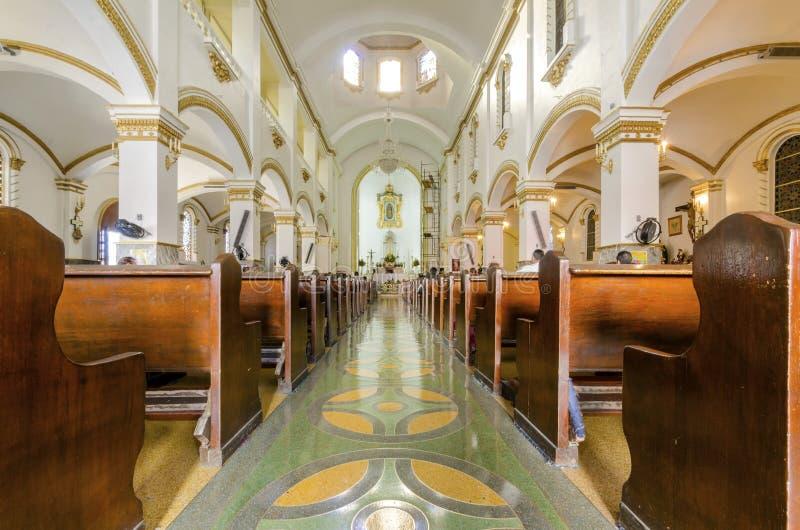 Catedral de Nuestra Senora de Guadalupe, Tijuana, Mexiko lizenzfreie stockfotografie
