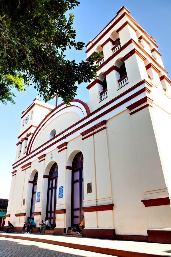 Catedral de Nuestra Senora de la Asuncion imágenes de archivo libres de regalías