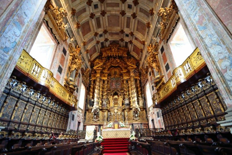 Catedral de Oporto imágenes de archivo libres de regalías