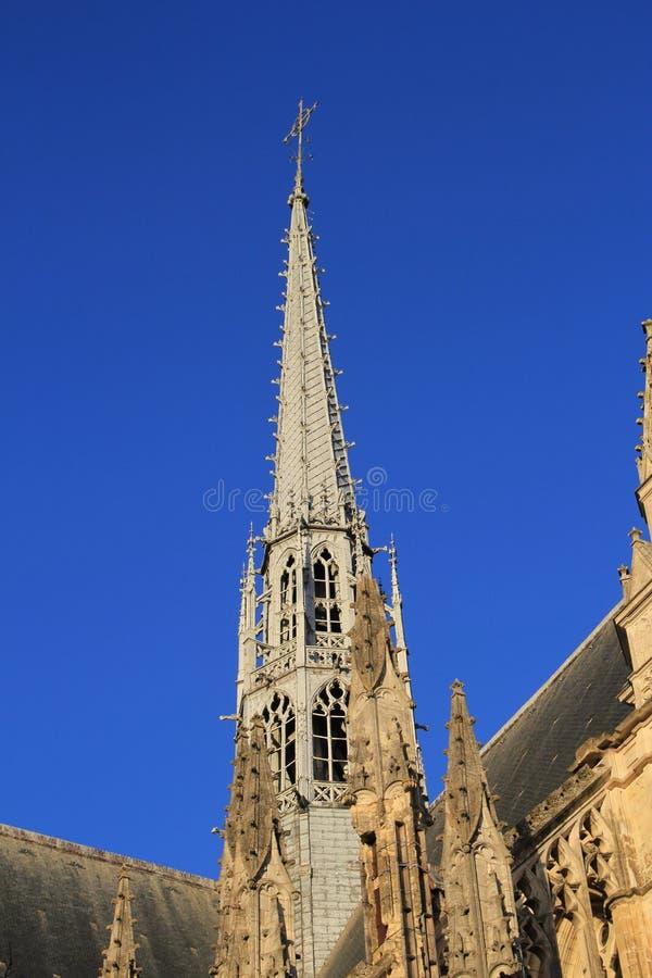 Catedral de Orleans - Francia, región Centro fotos de archivo