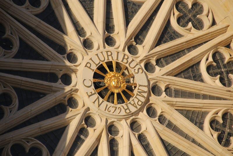 Catedral de Orleans - Francia, región Centro imagen de archivo libre de regalías