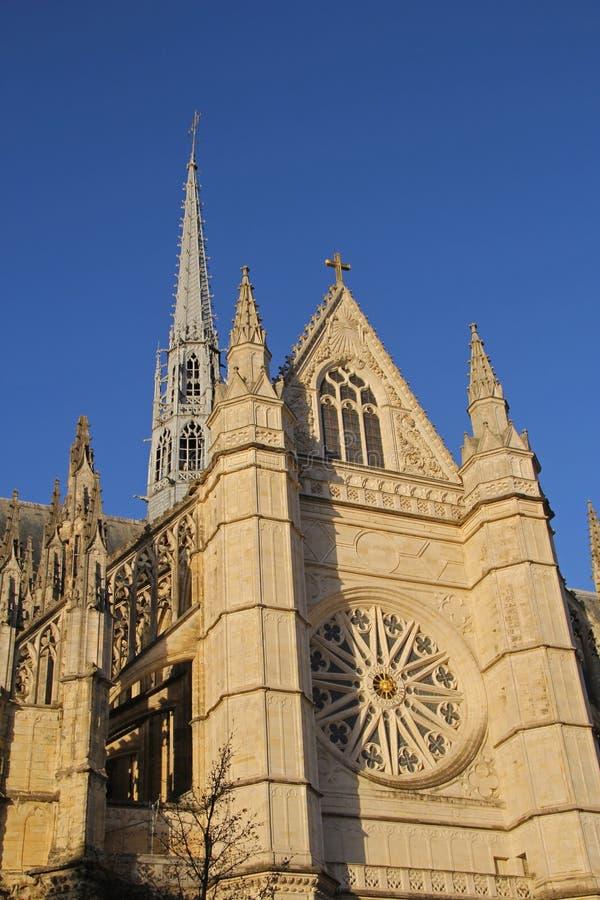 Catedral de Orleans - Francia, región Centro imágenes de archivo libres de regalías