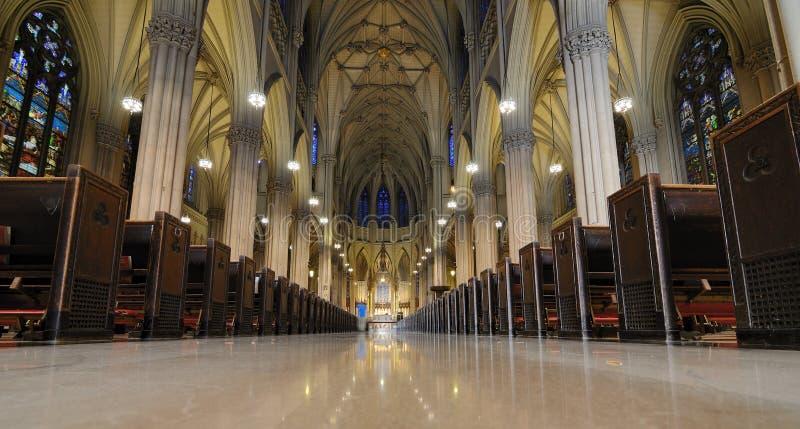Catedral de Patrick de Saint imagem de stock royalty free