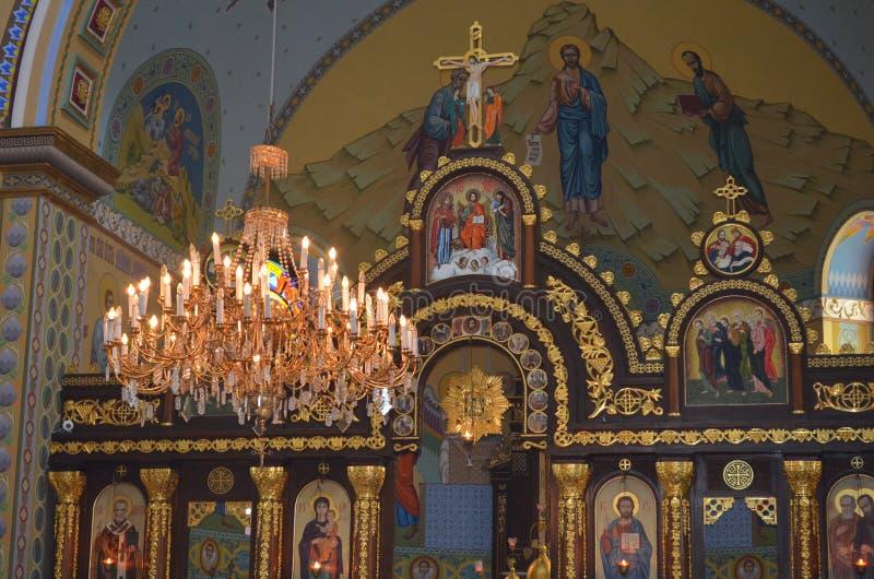 Catedral de Peter e de Paul fotos de stock royalty free