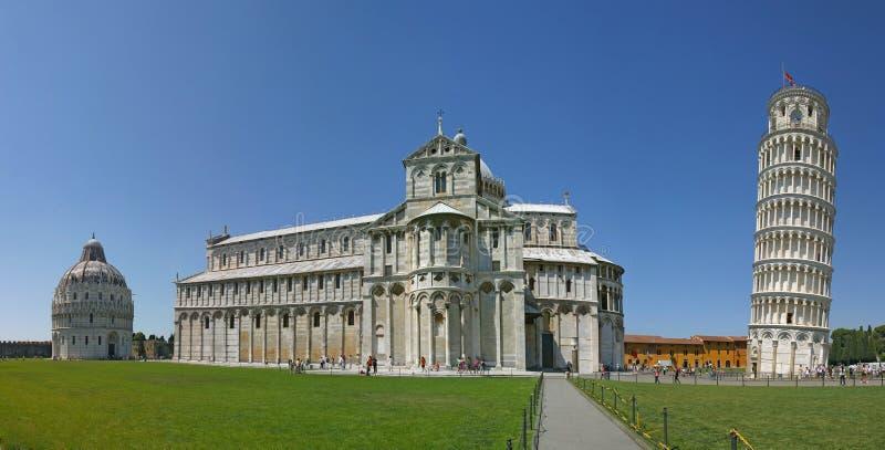 Catedral de Pisa fotos de archivo