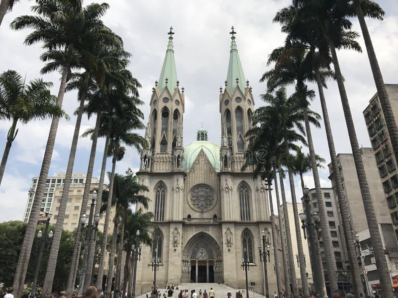 Catedral de Sé fotografía de archivo