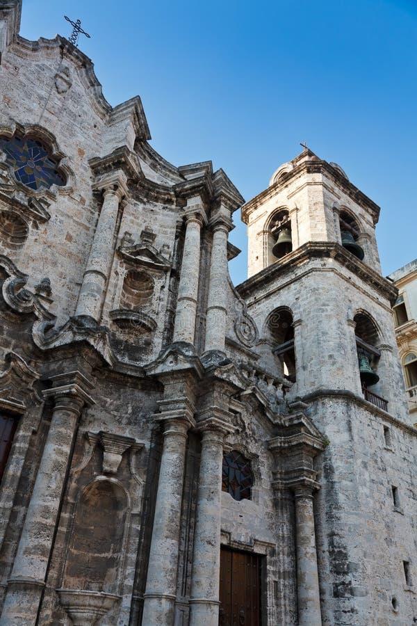Catedral de Saint Christopher imagens de stock
