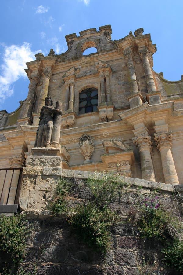 Catedral de San Giovanni Battista fotografía de archivo