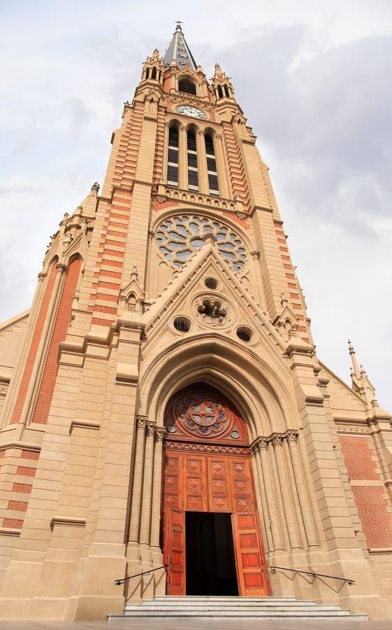 Catedral de San Isidro imagen de archivo