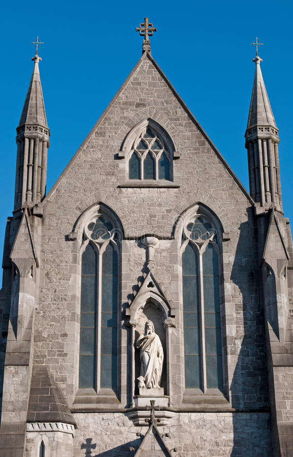 Catedral de San Juan imagen de archivo libre de regalías