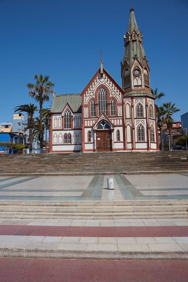 Catedral de San Marcos imagem de stock royalty free