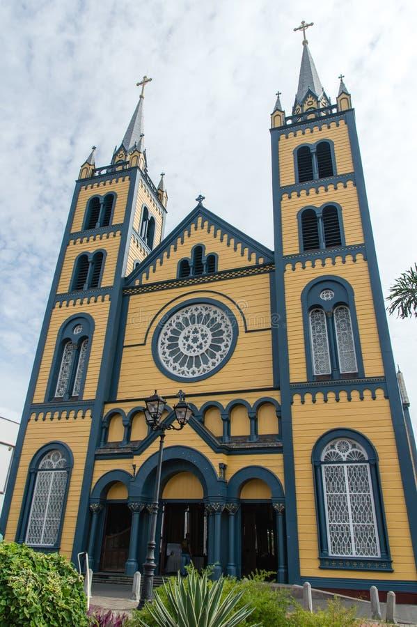 Catedral de San Pedro y de Paul imagen de archivo