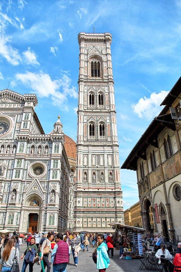 Catedral de Santa María del Fiore, Florencia fotos de archivo