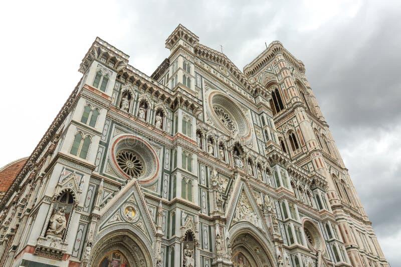 Catedral de Santa Maria del Fiore, imagem de stock royalty free