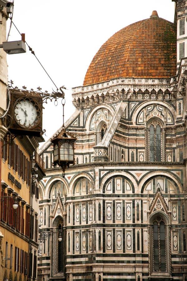 Catedral de Santa Maria del fiore fotografia de stock royalty free