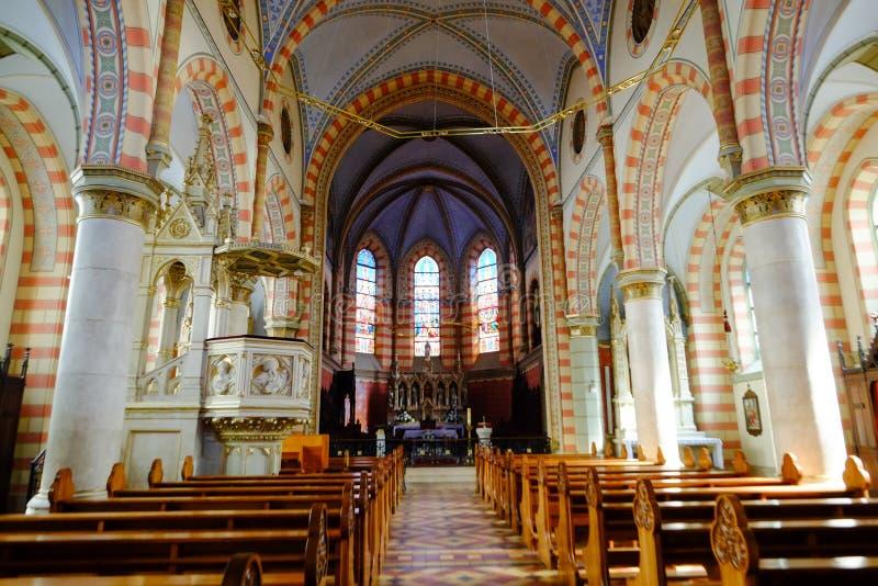 Catedral de Sarajevo foto de archivo libre de regalías