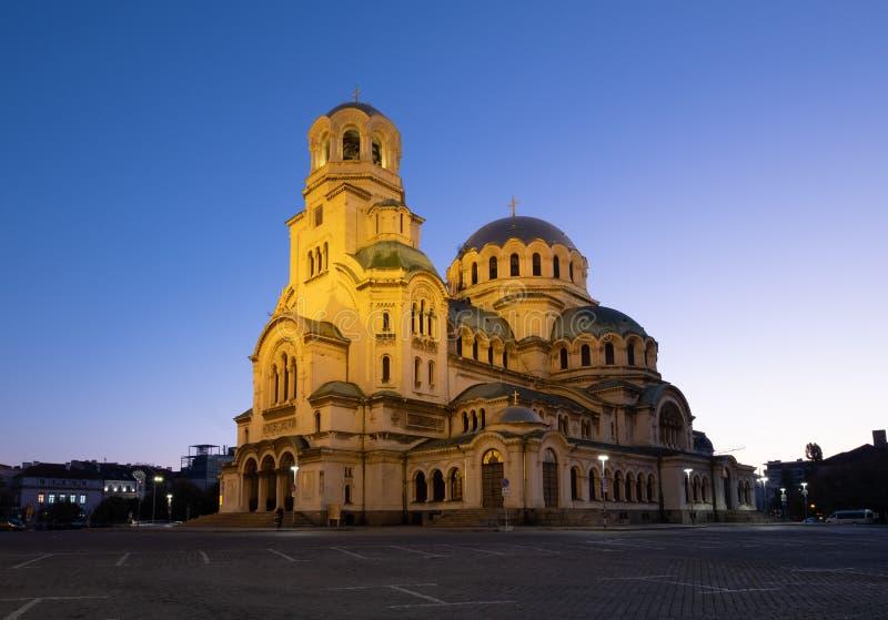 Catedral de Sofía imagenes de archivo