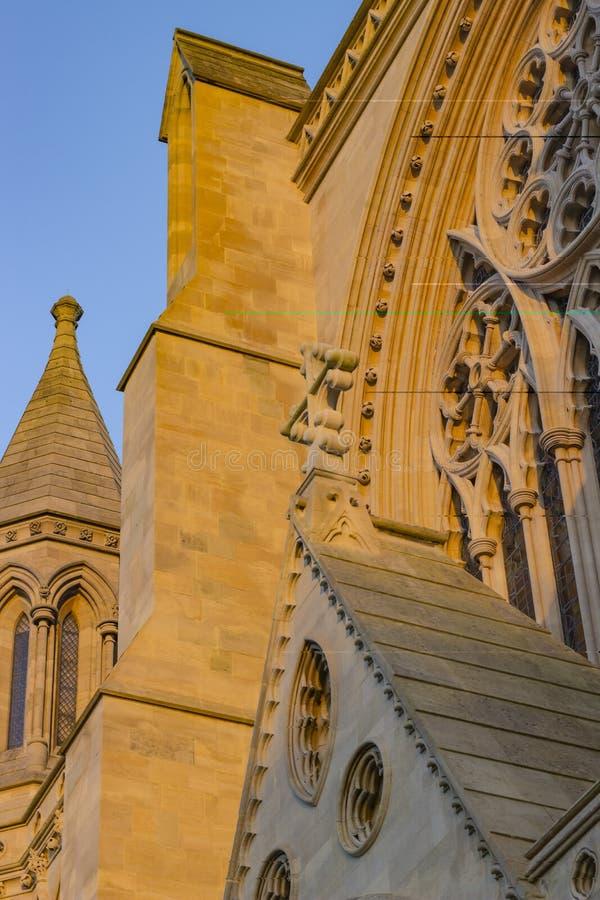 Catedral de St Albans imagen de archivo
