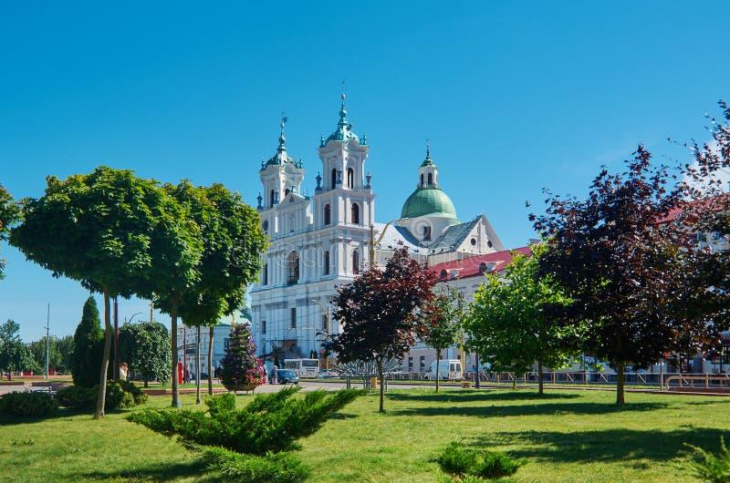 A catedral de St Francis Xavier imagem de stock royalty free