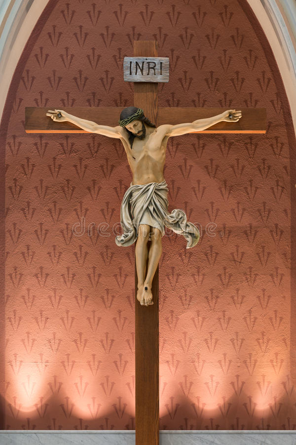Catedral de St John The Baptist imagem de stock royalty free