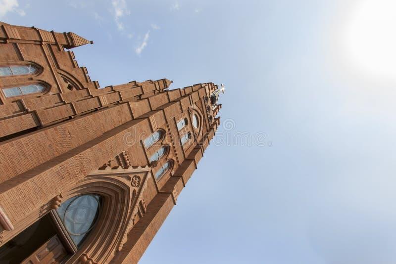 Catedral de St John The Baptist imagem de stock