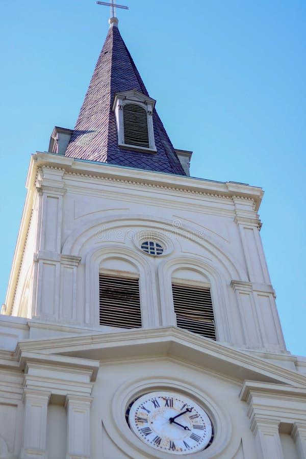 Catedral de St Louis fotos de archivo libres de regalías