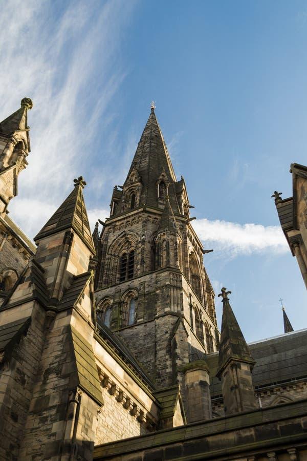 Download A catedral de St Mary foto de stock. Imagem de fundo - 29834394