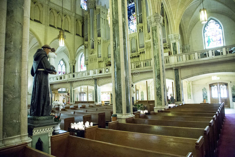 Catedral de St Patrick foto de stock
