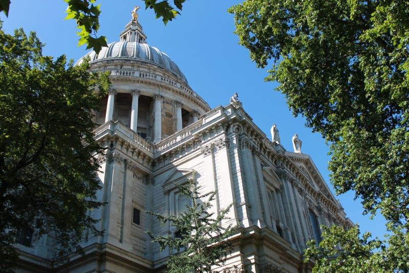 A catedral de St Paul foto de stock royalty free