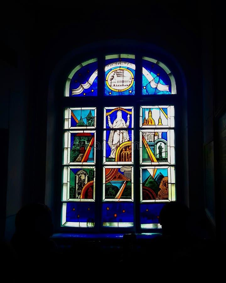 Catedral de StVitus fotografía de archivo
