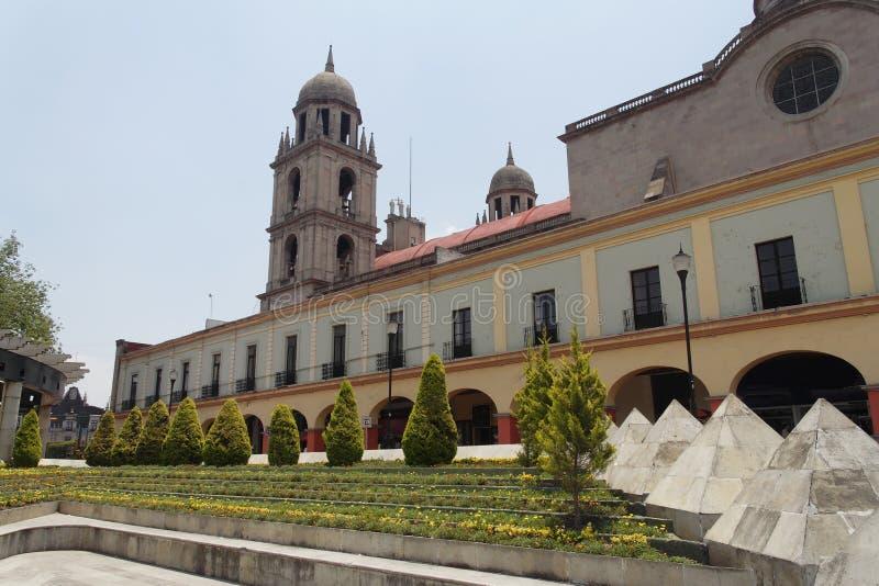 Catedral de Toluca fotos de archivo libres de regalías