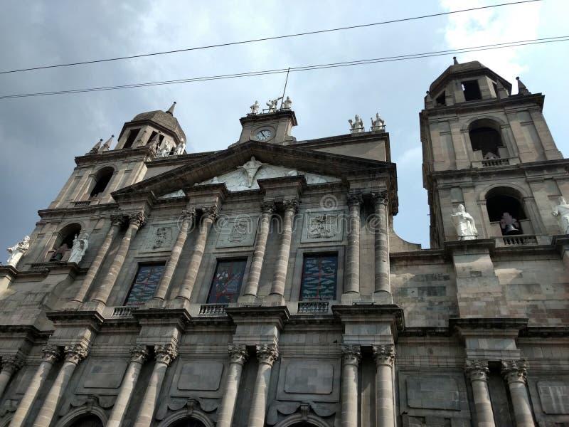 Catedral De Toluca obrazy stock