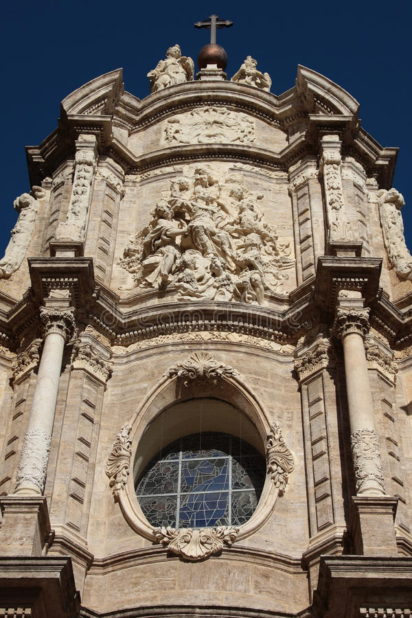 Catedral de Valença fotos de stock