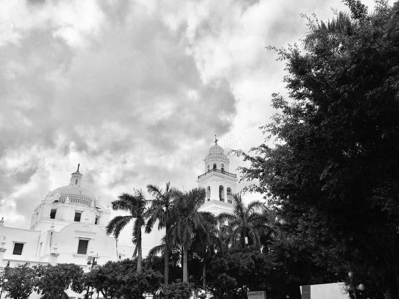 Catedral de Veracruz imagen de archivo libre de regalías