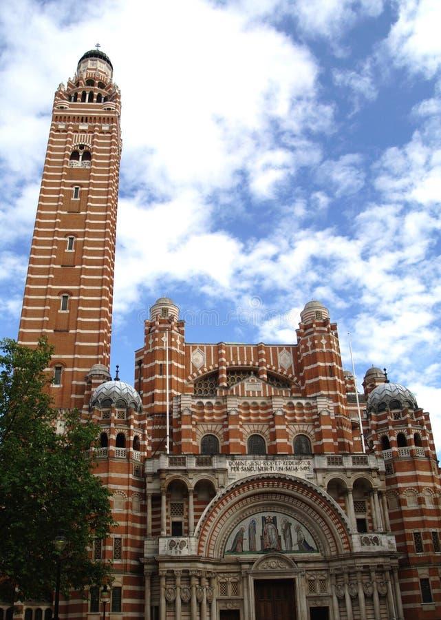 Catedral de Westminster fotos de stock