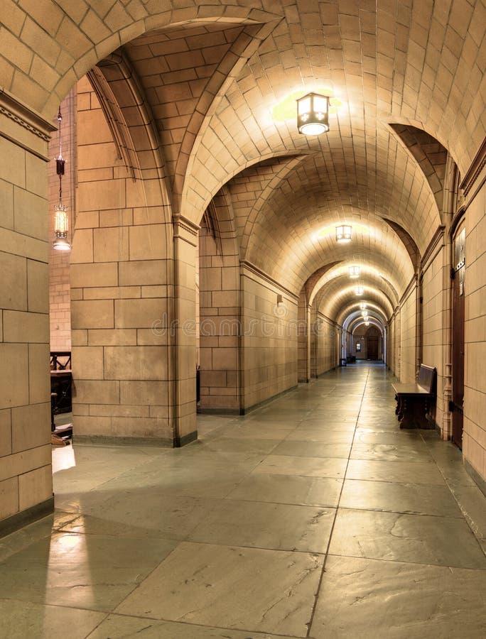 Catedral del aprendizaje fotos de archivo libres de regalías