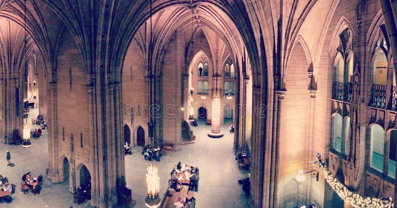 Catedral del aprendizaje, PITTSBURGH, PENNYSLVANIA foto de archivo libre de regalías