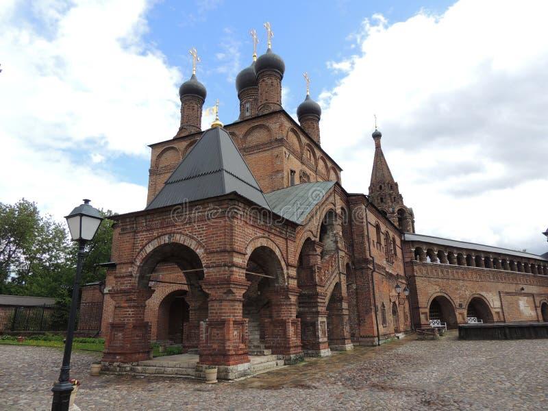 Catedral del Dormition en Krutitsy foto de archivo libre de regalías