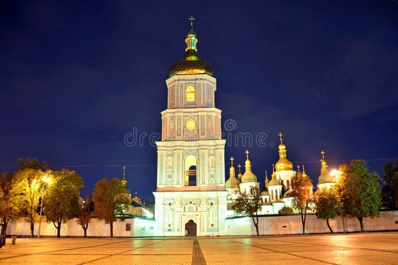 Catedral del ` s de Sophia del santo imagen de archivo