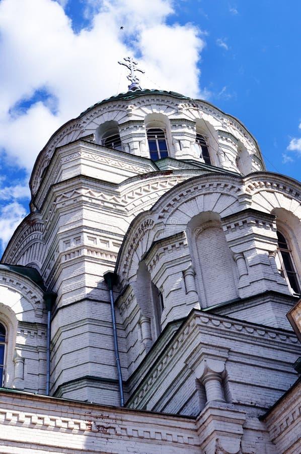 Catedral del santo Vladimir imagenes de archivo