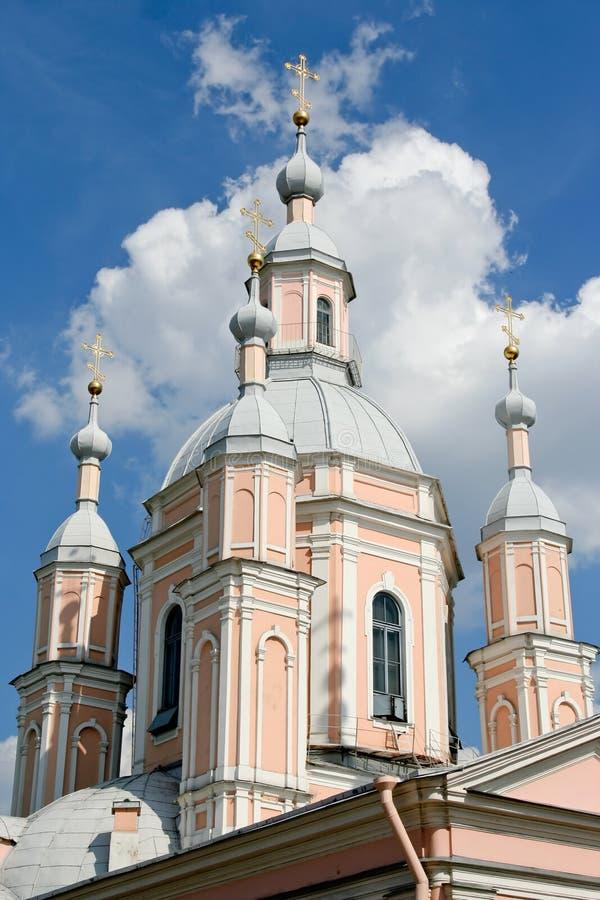 Catedral del St. Andrew fotos de archivo libres de regalías