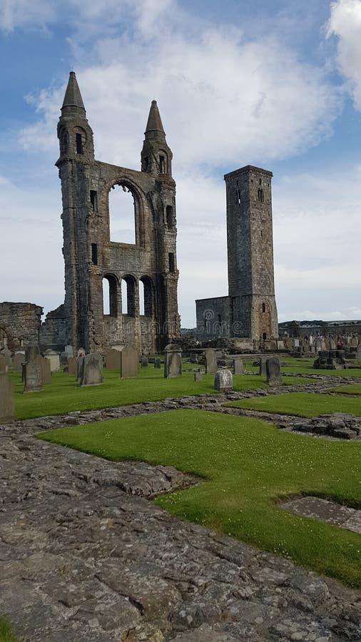 Catedral del St Andrews fotos de archivo
